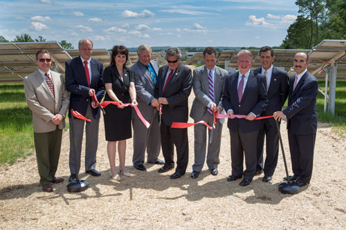 KDC Solar Branchburg LLC achieves commercial operations