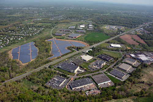 Branchburg Project – Aerial