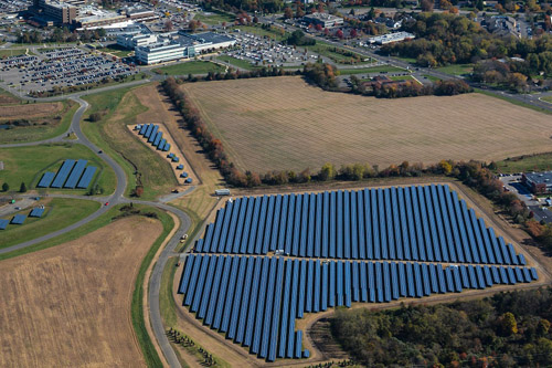 KDC Solar CentraState Medical Center – achieves commercial operations