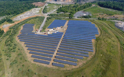 KDC Solar Silvi – achieves commercial operations