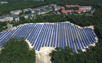 KDC Solar Seabrook – achieves commercial operations
